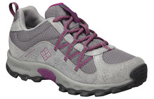 Columbia Youth Daybreaker Waterproof boulder/intense violet